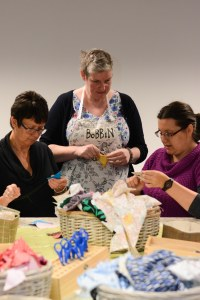 FoT Bobbin workshop by Tracy Kidd