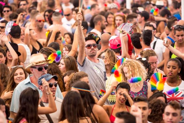Gay pride a draw for visitors