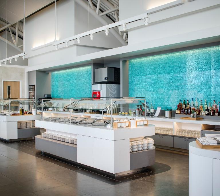 LAX Flagship Lounge 2