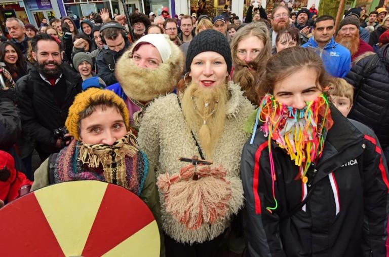 viking crowd york